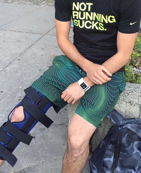 Do knee braces work? What does the research say?